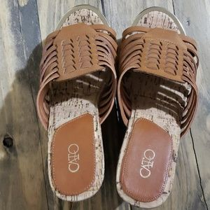 Cato Shoes - Cato wedges